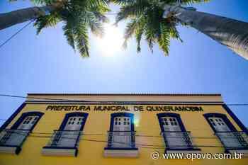 Prefeito de Quixeramobim flexibiliza o isolamento social - O POVO