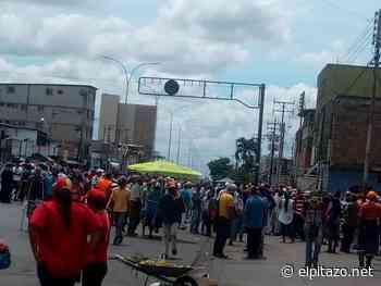 Monagas: Habitantes intentaron saquear comercios en Punta de Mata - El Pitazo