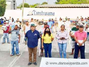 "Gasolinera ""Servi-Brujos"" de Catemaco apoya con despensas a prestadores de servicios - Diario Eyipantla"