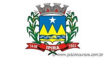 Prefeitura de Ipira - SC reabre Processo Seletivo - PCI Concursos