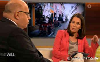 """Anne Will: Talkshow-Gäste machen wenig Hoffnung auf baldige """"Normalität"""" - Prisma"""