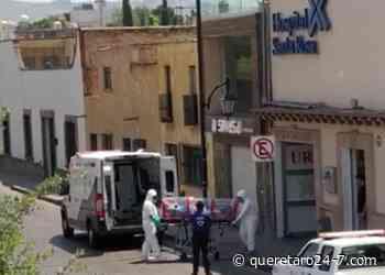 """Se activó el """"Código CRUM"""" en el Hospital Santa Rosa de Viterbo - Querétaro 24-7"""