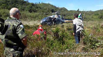 Polícia Ambiental localiza dois homens perdidos na mata em Tijucas do Sul - Jornal do Estado