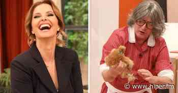 """Cristina Ferreira mostra galinha """"Lili Baião"""" na nova morada: """"O galo já lhe achou alg ... - Hiper Fm"""