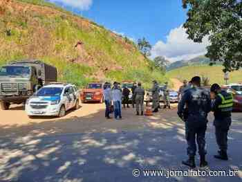 """PM inicia """"Operação Barreira Sanitária"""" em Alfredo Chaves - Jornal FATO"""