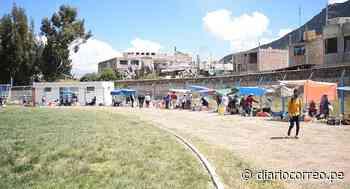 Realizan primera feria de venta de alimentos en Chivay - Diario Correo