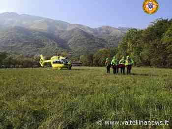 notizie da Sondrio e provincia » Aviano parapendista perde il controllo - Valtellina News