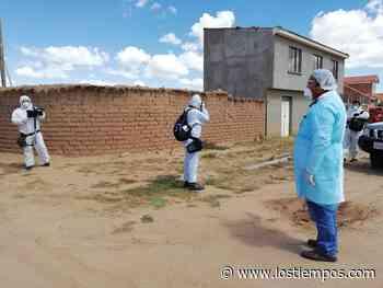 Siete médicos refuerzan atención a contagiados con Covid-19 en Patacamaya - Los Tiempos
