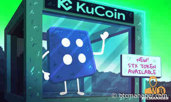 KuCoin to Become the Third Major Exchange to List Blockstack's STX Token - BTCMANAGER