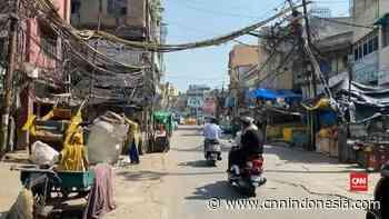 VIDEO: Menengok New Delhi Saat Lockdown Pandemi Corona - CNN Indonesia