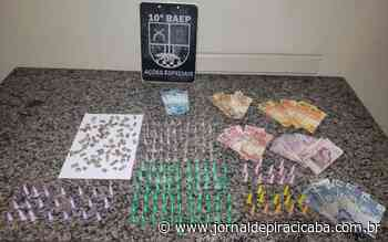 10º Baep prende 'gerente do tráfico' do Cantagalo - jornaldepiracicaba.com.br