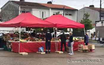 Eysines : le marché de Migron est de nouveau ouvert le dimanche - Sud Ouest
