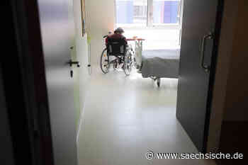 Corona: 85-Jähriger stirbt in Pflegeheim Radeberg - Sächsische Zeitung