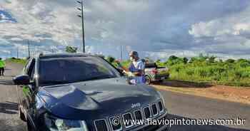 Prefeitura de Mauriti implanta barreiras sanitárias - Flavio Pinto