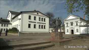 Corona-Zwangspause: So geht das Theater Rudolstadt mit der Situation um - MDR