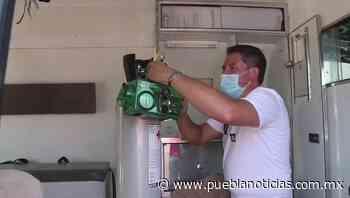 Entregan dos respiradores mecánicos a ambulancias en Chignahuapan - Puebla Noticias