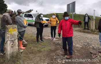 Cayambe apela a la organización comunitaria para no contagiarse - El Comercio (Ecuador)