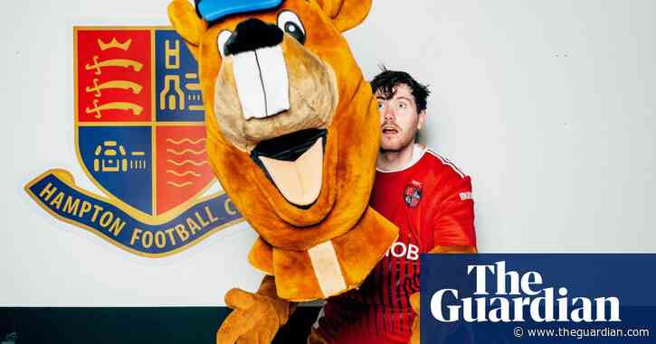 'Children in football kits start kicking me up the bum': my life as a mascot
