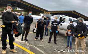 El equipo médico de Cali que viajó a Istmina, Chocó, para hacer frente al Covid-19 - El País – Cali