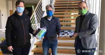 Maskenpflicht an der Olof-Palme-Gesamtschule in Hiddenhausen - Neue Westfälische