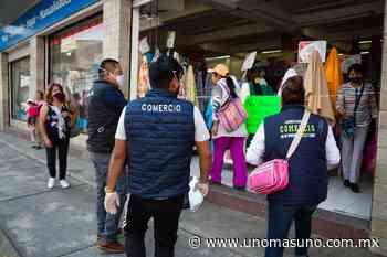 Desarrollo Económico de Amecameca, solicita cierre de 200 comercios por emergencia de Covid-19 - UnomásUno