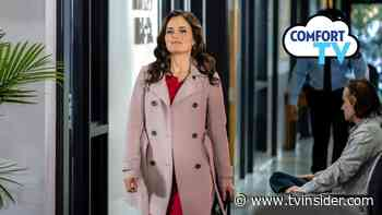 My Comfort TV With... 'MatchMaker Mysteries' Star Danica McKellar - TVInsider