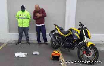 Antinarcóticos detecta otra banda de microtráfico de droga a domicilio que operaba en Quito - El Comercio (Ecuador)