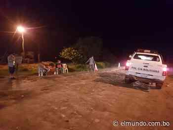 El municipio de Pailón decide encapsularse por el covid-19 | EL MUNDO - Diario Líder de Información en Bolivia - El Mundo (Bolivia)