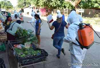 Descartan caso de coronavirus en Pailón - EL DEBER
