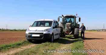 Falschparker, Hunde und Müll: Landwirt aus Niederkassel beschwert sich über Rücksichtslosigkeit - General-Anzeiger