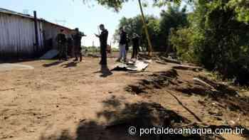 Dois homens, moradores de Charqueadas, são presos preventivamente pelo homicídio de Jair Lemes da Silva - Portal de Camaquã