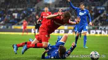 """Lars Bender: """"Es war ein geiles Fußballspiel"""" - sportschau.de"""