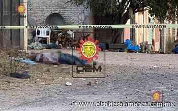 Matan a cinco en la Colonia Lomas de Arroyo Hondo en Tarimoro - El Sol de Salamanca