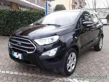 Vendo Ford EcoSport 1.5 TDCi 100 CV Start&Stop Business usata a Airasca, Torino (codice 7331856) - Automoto.it