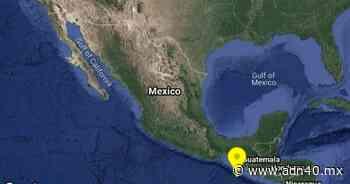 Se registra sismo de magnitud 5.0 en Ciudad Hidalgo, Chiapas - ADN 40