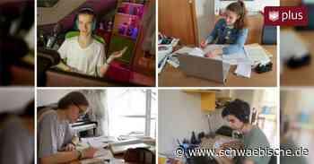 Mit diesen Strategien pauken Schüler in der Corona-Krise fürs Abitur - Schwäbische