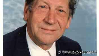 Laventie : l'abbé Jacques Petit nous a quittés - La Voix du Nord