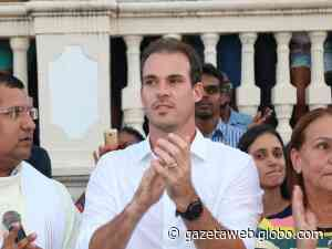 Prefeito de Murici e primeira-dama testam positivos para covid-19 - Gazetaweb.com