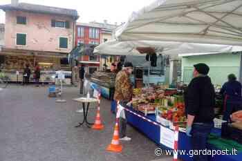 Lazise, primo mercato a riaprire nel veronese dopo l'ordinanza di Zaia - gardapost