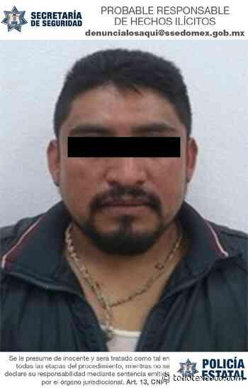 Detienen a feminicida en Atizapan de Zaragoza - Atizapán Estado de México - Noticias de Texcoco