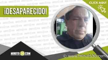 Este señor se encuentra en Puerto Berrío y busca a su familia en la ciudad de Medellín - Minuto30.com