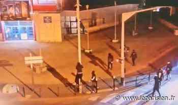Aulnay-sous-Bois : nuit (presque) calme après une flambée de violence - Le Parisien