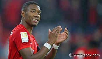 FC-Bayern-Kicker David Alaba im Fokus von Inter Mailand und Juventus Turin? - SPOX