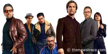Dressing The Gents: The Secrets Of Making Charlie Hunnam And Matthew McConaughey Look So Good On Screen - TheNewsTrace