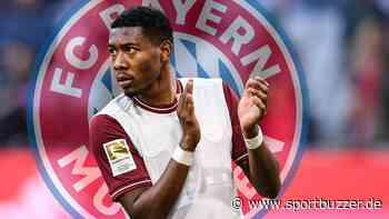 Bericht: Verhandlungen zwischen Abwehr-Star David Alaba und dem FC Bayern stocken - Sportbuzzer