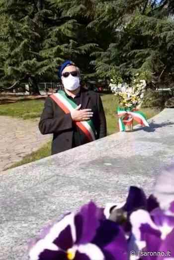 25 aprile, Rovellasca: niente corone ma opere di beneficenza - ilSaronno