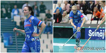 Luomaniemi and Rantanen continue working for women's floorball in Classic - IFF Main Site - International Floorball Federation