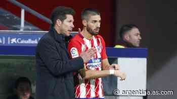 Carrasco, a un paso de China, fuera de la lista de Simeone - as.com