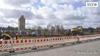 Pritzwalk realisiert weitere Bauvorhaben: Bagger signalisieren Veränderung | svz.de - svz.de