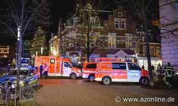Wohnungsbrand in Emsdetten: Mutmaßlicher Brandstifter soll in Psychiatrie - Münsterland - Allgemeine Zeitung